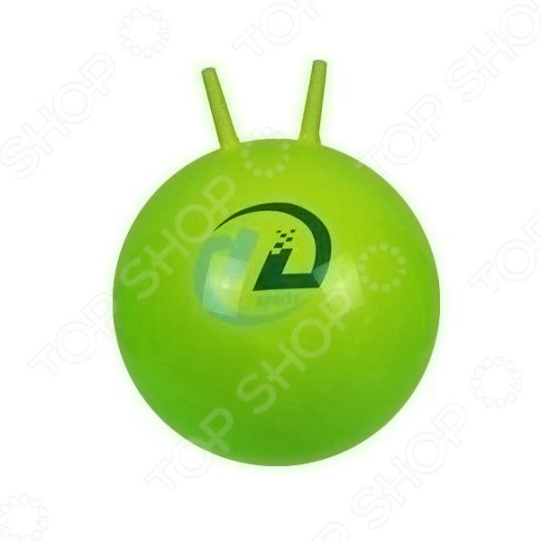 Мяч гимнастический с рожками Body Sculpture ВВ-004GR-51 батут body sculpture r 1266 40 дюймов