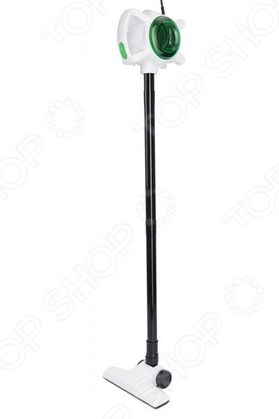 Пылесос вертикальный KITFORT KT-526-2 ручной пылесос handstick kitfort kt 526 1 400вт синий белый