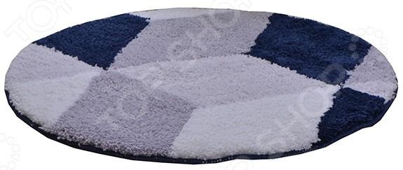 Коврик круглый для ванной Dasch «Орнелла» коврик для ванной dasch джулия