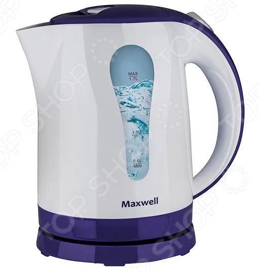 Чайник Maxwell MW-1096 чайник maxwell mw 1096 vt