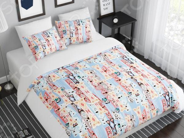 Zakazat.ru: Комплект постельного белья Сирень «Калейдоскоп». 1,5-спальный