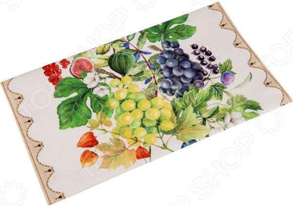 Полотенце кухонное Santalino «Натюрморт» 850-708-6 сидушка на стул santalino райский сад 850 818 5