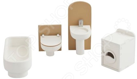 Набор мебели для Барби PAREMO «Ванная комната» ванная комната мди