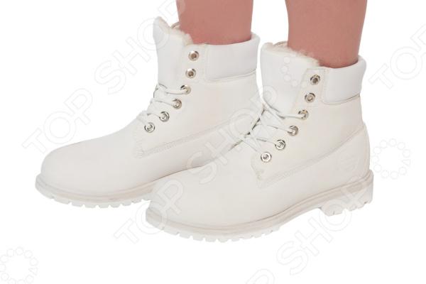 Ботинки Mon Ami «Удобная походка». Цвет: белый тапочки mon ami mon ami mo151awnfe01