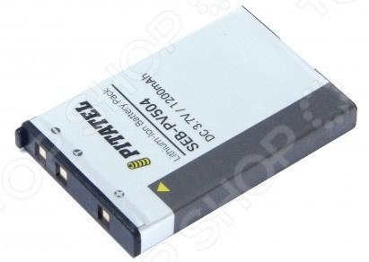 Аккумулятор для камеры Pitatel SEB-PV504 для Nikon CoolPix P500, 1200mAh