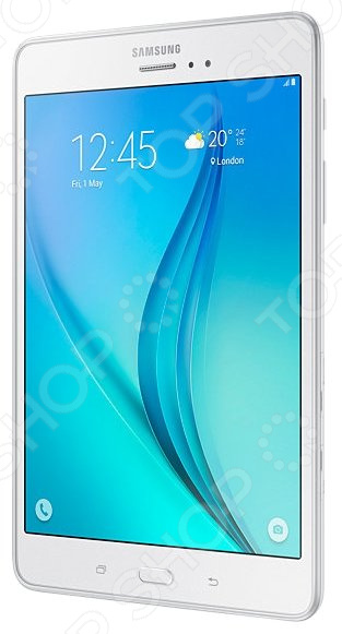 Планшет Samsung Galaxy Tab A 8.0 SM-T355 16Gb аксессуар чехол samsung galaxy tab a 7 sm t285 sm t280 it baggage мультистенд black itssgta74 1