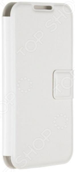 Чехол для телефона Bradex Flip-Open Case Чехол для телефона Bradex SU 0019 /Белый