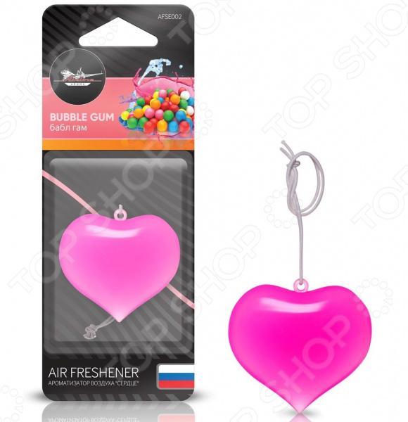 Ароматизатор подвесной Airline «Сердце» ароматизатор новая машина