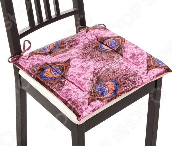 Сидушка на стул Santalino «Энн» сидушка на стул santalino райский сад 850 818 5