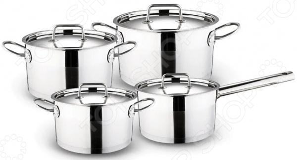 Набор посуды Kelli KL-4251 кастрюля 1 2 л kelli kl 4242