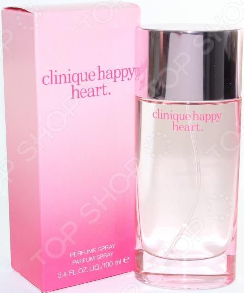 Парфюмированная вода-спрей для женщин Clinique Happy Heart