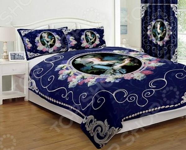 Комплект постельного белья «Мария Антуанетта Лайн». 1,5-спальный