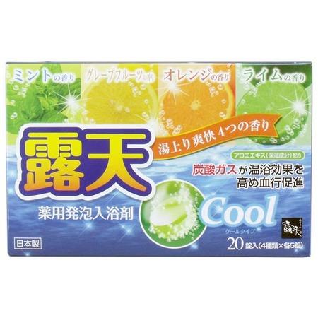 Купить Соль для ванны Fuso Kagaku Cool