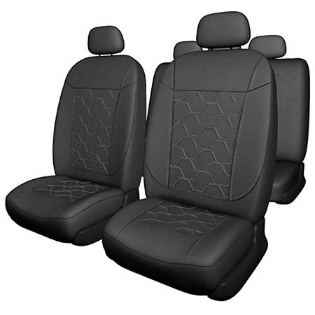 Купить Комплект чехлов на сиденья автомобиля SKYWAY Forward-18