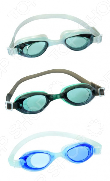 Очки для плавания детские Bestway «Активный отдых». В ассортименте bestway очки для плавания razorlite race для взрослых bestway бордовые