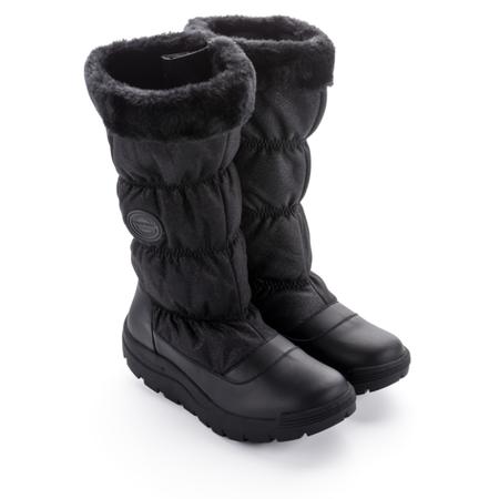 Купить Зимние сапоги женские Walkmaxx COMFORT «БЛЕСК» 4.0. Цвет: черный