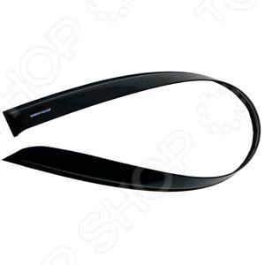 Дефлекторы окон неломающиеся накладные Azard Voron Glass Samurai Mitsubishi Lanсer X 2007 седан дефлекторы окон накладные azard voron glass corsar renault laguna iii 2007 2015