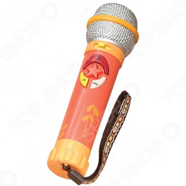 Игрушка интерактивная B Dot «Микрофон записывающий». В ассортименте