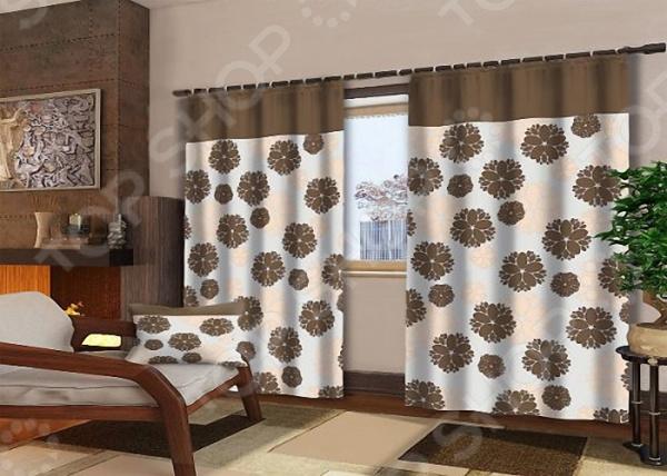 Фотошторы «Эмили» текстиль для дома