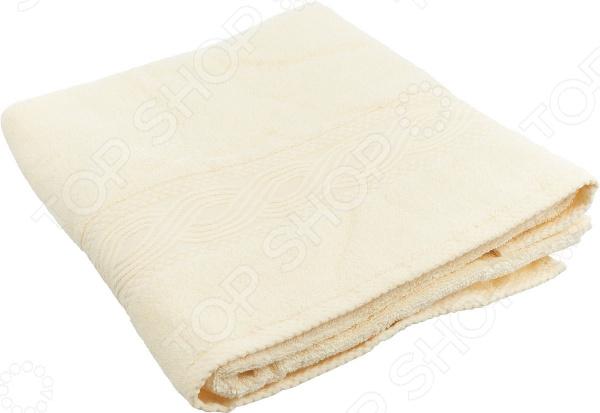 Полотенце махровое Унисон «Анкона». Цвет: молочный унисон постельное белье 2 0 домани сатин унисон