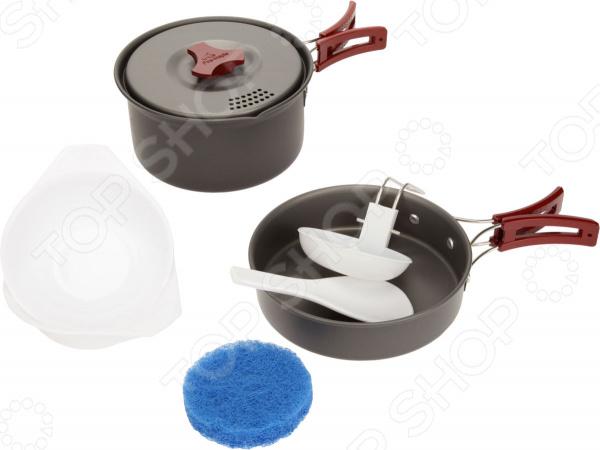 Набор портативной посуды Fire-Maple FMC-203 котелок fire maple typhoon с теплообменной системой 1 л fmc xk6