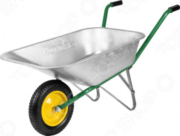 Тачка садовая Grinda 422399