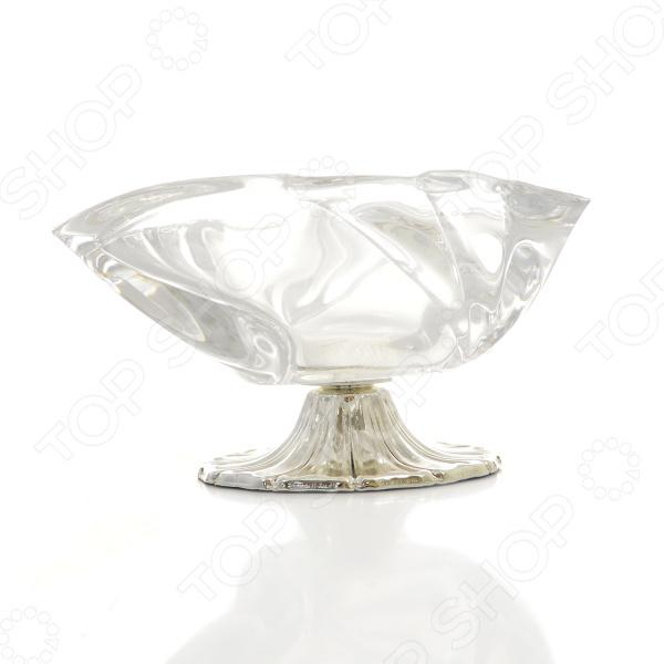 Ваза для конфет Rosenberg S-1242 ваза декоративная rosenberg 3128