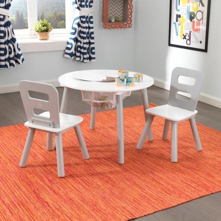 Купить Набор детской мебели: стол и стулья KidKraft «Сердце» 26166_KE
