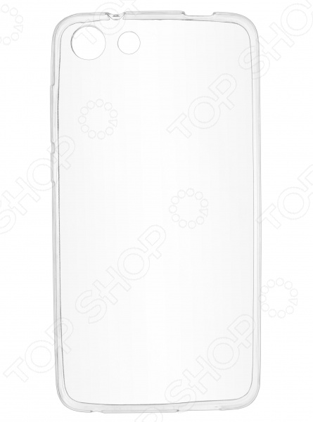 Чехол защитный skinBOX Prestigio Grace S7 LTE чехол защитный skinbox prestigio grace r5 lte