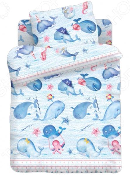 Ясельный комплект постельного белья Непоседа «Китята» Непоседа - артикул: 1320997