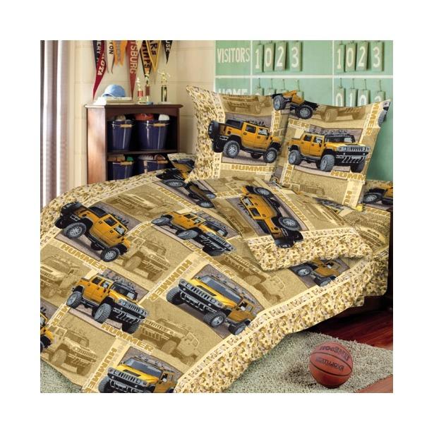 фото Детский комплект постельного белья ТексДизайн «Сафари». 1,5-спальный