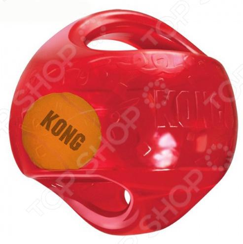 Игрушка для собак Kong «Джумблер мячик». В ассортименте