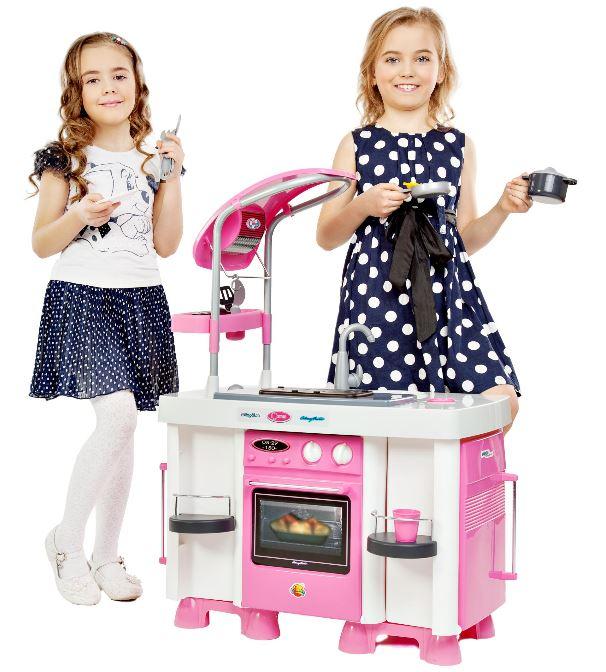 Игровой набор для девочки Coloma Y Pastor №7 с посудомоечной машиной и варочной панелью