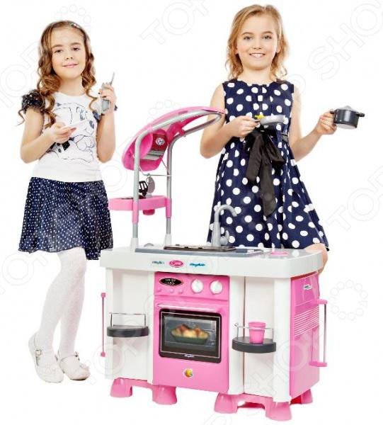Игровой набор для девочки Coloma Y Pastor №7 с посудомоечной машиной и варочной панелью 3