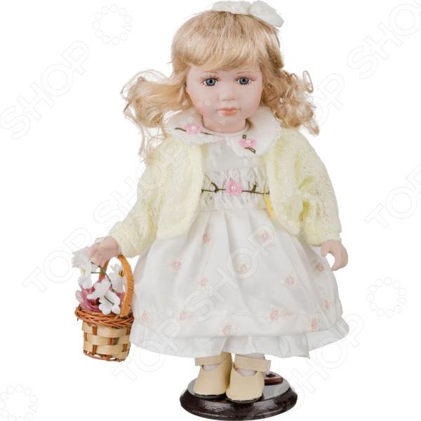 Кукла фарфоровая Lefard «Вера» 485-240