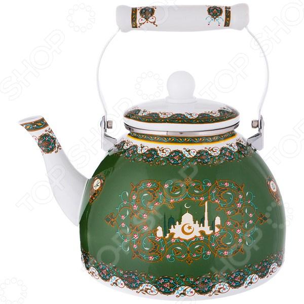 Чайник эмалированный Agness 934-321