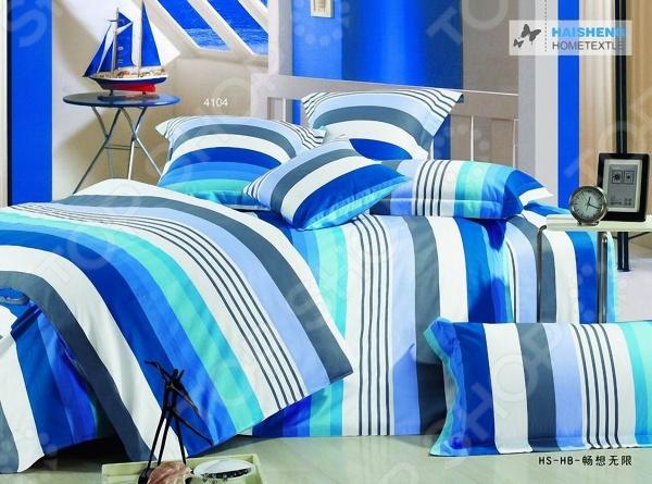 Комплект постельного белья «Лагуна». 1,5-спальный