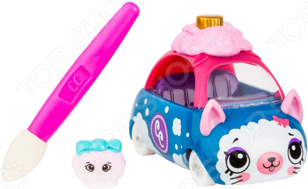 Машинка Moose Cutie Car Puff Rusher машинка moose cutie car puff rusher