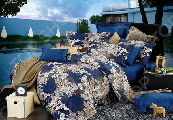 Комплект постельного белья «Ажур». 2-спальный для спальни