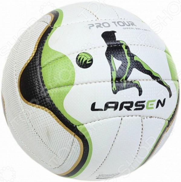 Мяч волейбольный Larsen Pro Tour лыжи larsen tour step