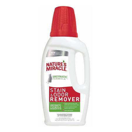 Уничтожитель пятен и запахов от кошек 8 in 1 JFC S&O Remover