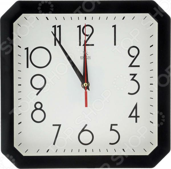 Часы настенные Вега П 4-6/7-81 «Классика» часы настенные вега п 6 7 21 классика арабские с узором