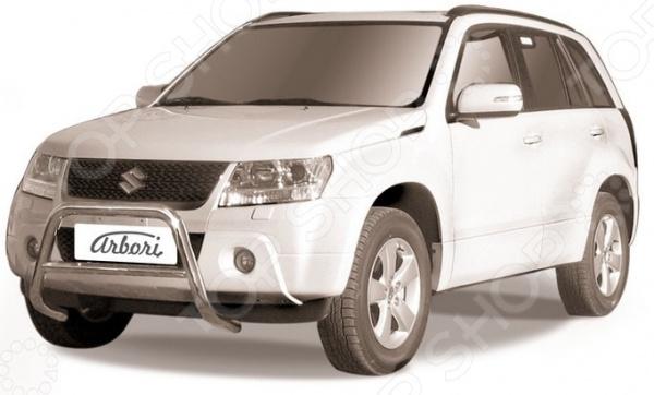 Защита переднего бампера Arbori низкая для Suzuki Grand Vitara, 2008-2012 лампа для чтения iculed 5pcs 2008 2012
