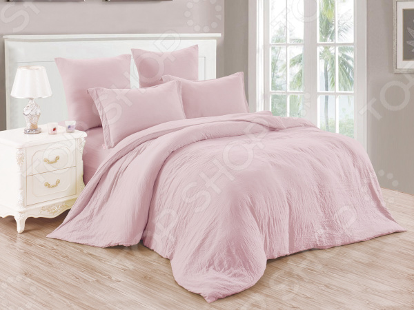 цена на Комплект постельного белья Cleo 009-PT