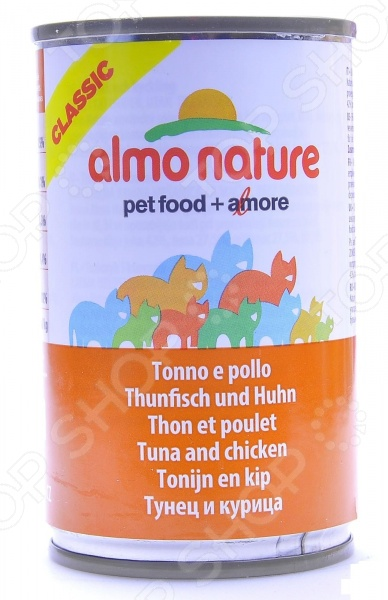 almo nature Classic Tuna and Chicken 54362