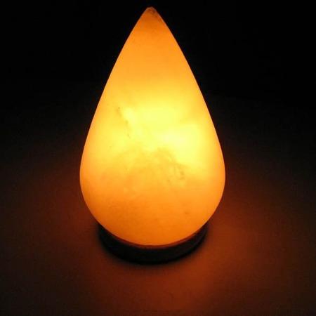Купить Лампа солевая Wonder Life «Капля»