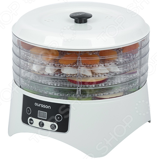 Сушилка для овощей и фруктов Oursson DH2300D/IV