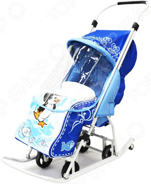 Санки-коляска «Сибирячок». В ассортименте - артикул: 2022742
