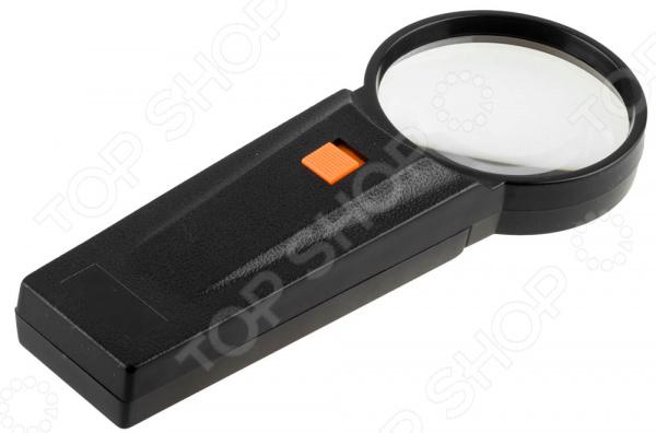 Лупа с подсветкой Stayer Standard 40522 Лупа с подсветкой Stayer 40522-65 /4х