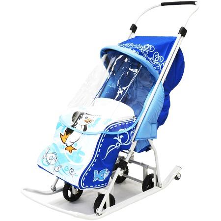 Купить Санки-коляска «Сибирячок». В ассортименте